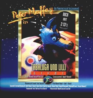 Tabaluga und Lilli - Live/Doppel-CD mit Buch
