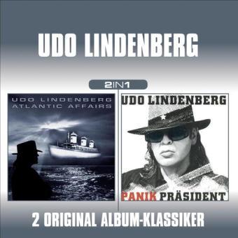 Udo Lindenberg - 2 in 1 (Atlantic Affairs/Der Panikpräsident)