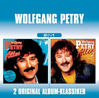 Wolfgang Petry - 2 in 1 (Alles 1/Alles 2)