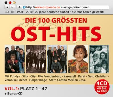 Die Ultimative Ostparade - Top 100 Folge 1