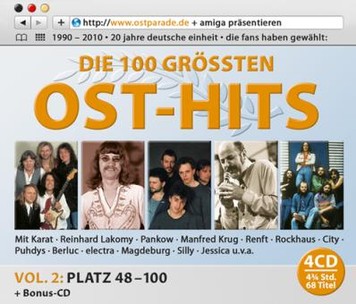 Die Ultimative Ostparade - Top 100 Folge 2