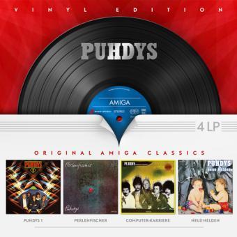 Puhdys Vinyl Edition (AMIGA LP Box)