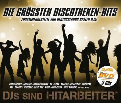 35 Jahre BVD - Die besten Discotheken Hits