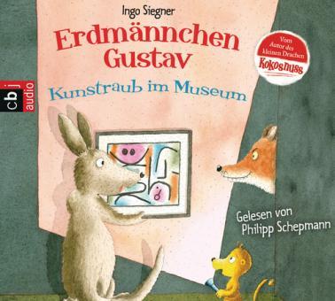 Erdmännchen Gustav - Kunstraub im Museum