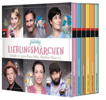 Eltern family – Lieblingsmärchen – Box