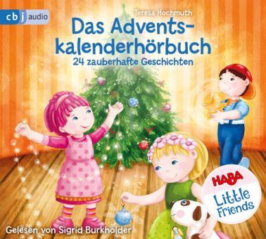 HABA Little Friends - Das Adventskalenderhörbuch