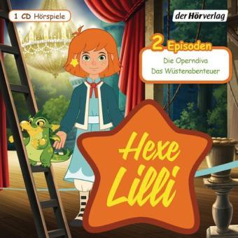 Hexe Lilli: Die Operndiva & Das Wüstenabenteuer