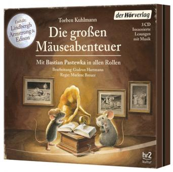 Die großen Mäuse-Abenteuer