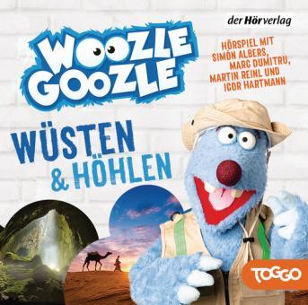 Woozle Goozle - Wüsten & Höhlen