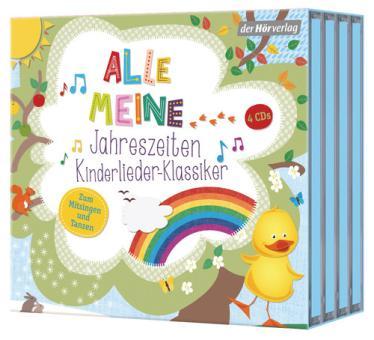 Alle meine Jahreszeiten Kinderlieder-Klassiker