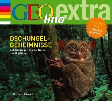 Dschungel - Geheimnisse - Entdeckungen in den Tiefen der Urwälder