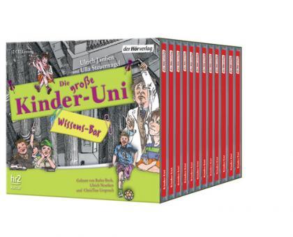 Die große Kinder-Uni Wissens-Box